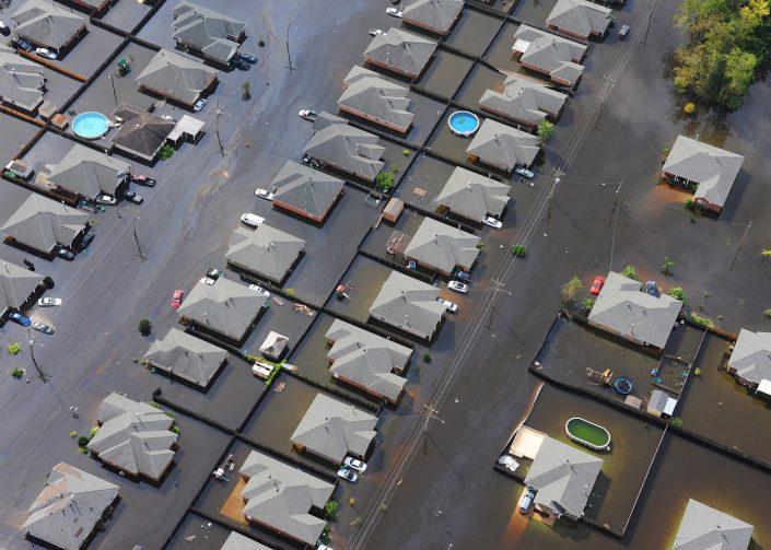 Flooded AC Units